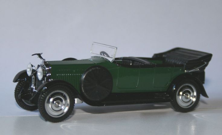 Solido 1/43 Hispano-Suiza H6B tourer