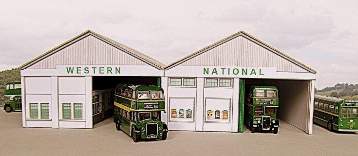 Western National , Helston bus depot