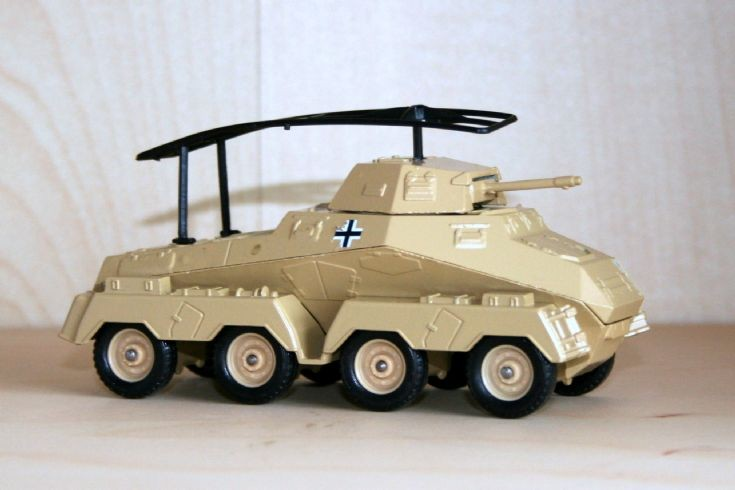Solido 1/50 Bussing-NAG Sd.Kfz.232