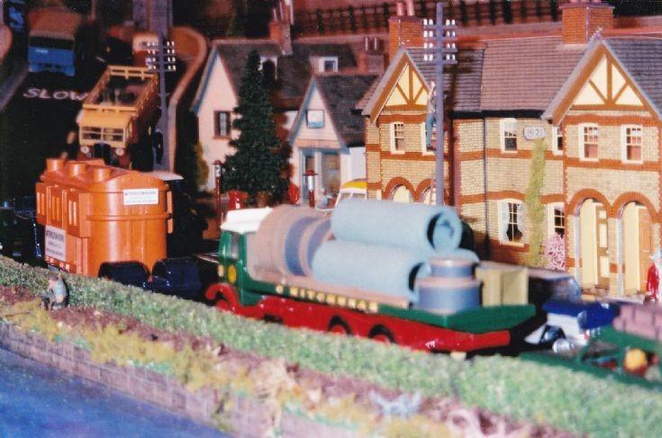 Second Loft Railway