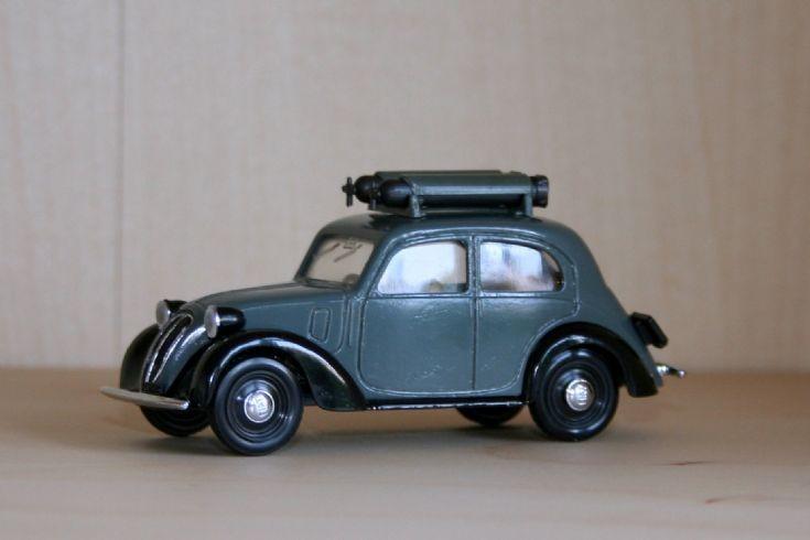 Brumm 1/43 Fiat 508C