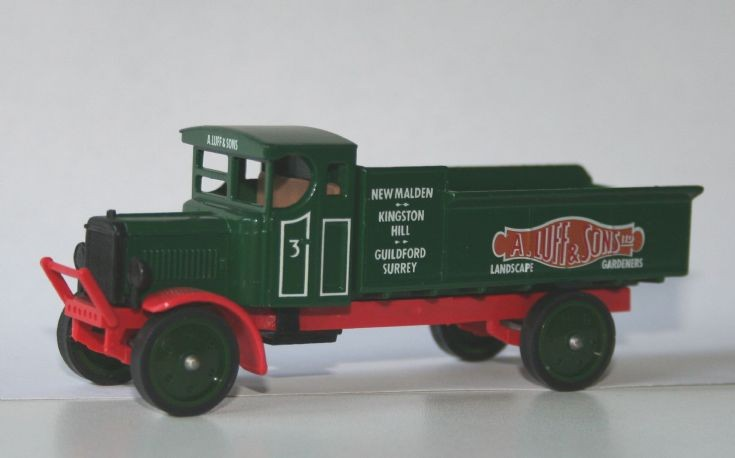 Matchbox 1/48 Leyland 3 ton lorry