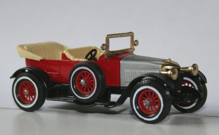 Matchbox 1/48 Vauxhall Prince Henry