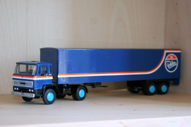 Lion Toys 1/50 DAF FT2500 Fokker