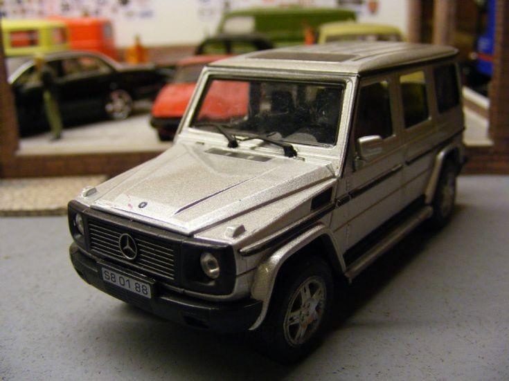 Cararama Mercedes Benz G Class