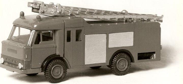 Ford D series WrL