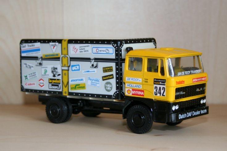 Lion Toys 1/50 DAF FA3300 Dakar 1983