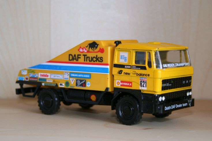Lion Toys 1/50 DAF FA3300 Dakar 1985