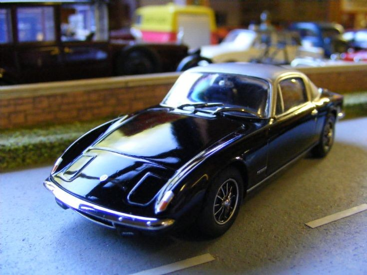 Oxford Diecast - Lotus