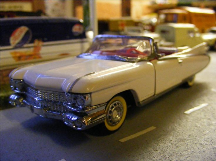 Franklin Mint - Cadillac