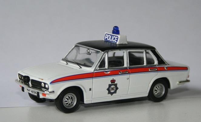 Vanguards 1/43 Triumph Dolomite West Yorkshire