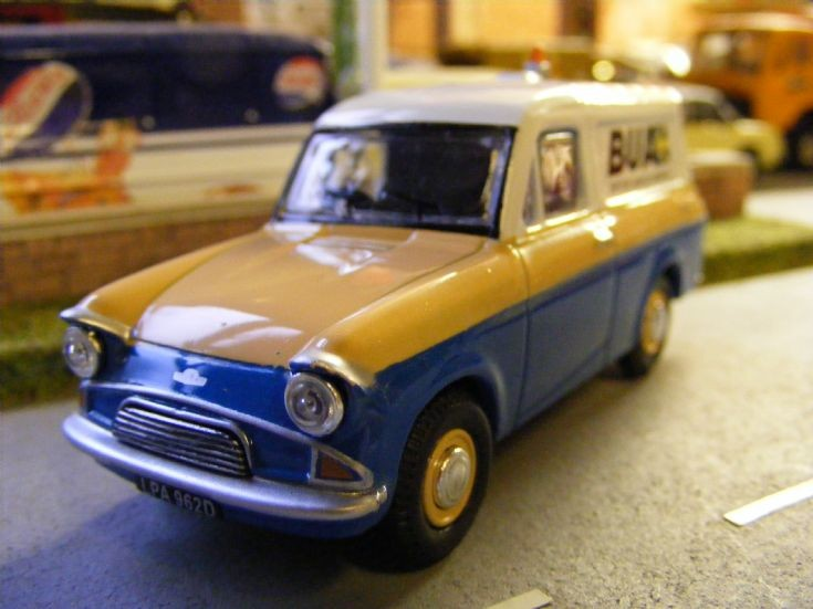 Oxford Diecast - Ford