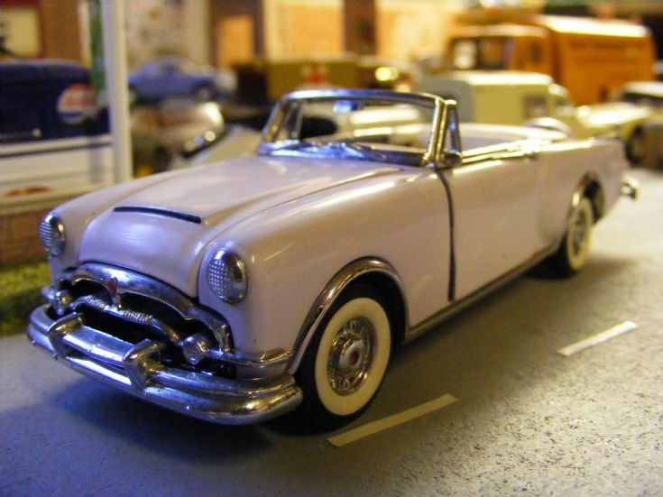 Franklin Mint - Packard
