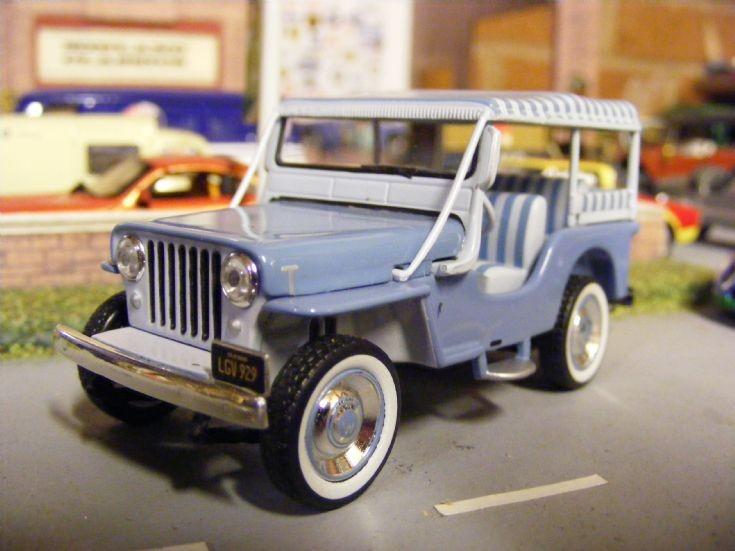 IXO - Jeep