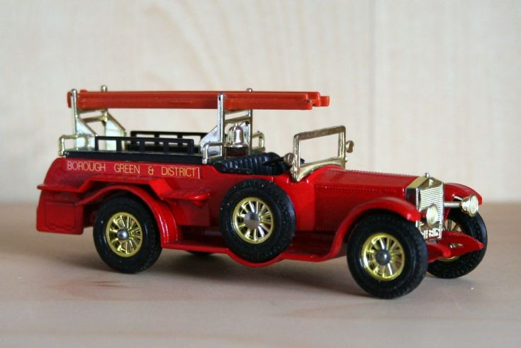 Matchbox MOY 1/48 Rolls-Royce fire tender