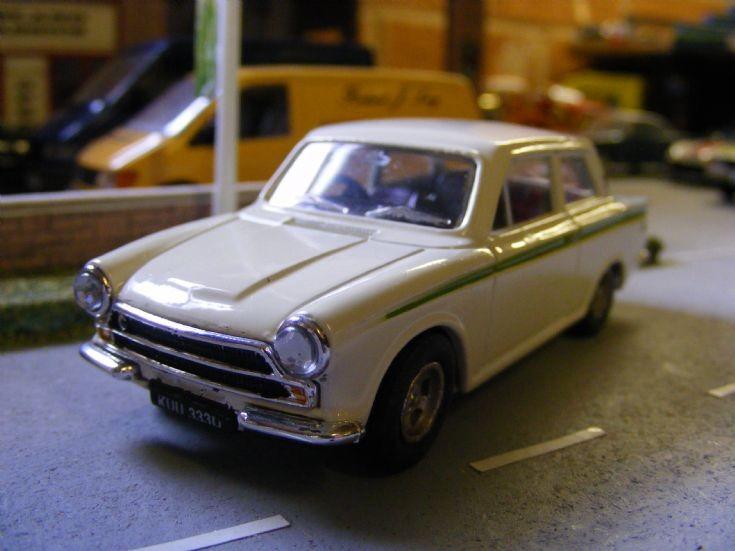 Corgi Classics - Lotus-Ford