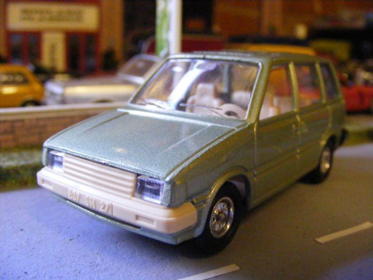 Del Prado - Nissan