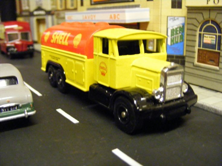 Lledo Days Gone - Scammell