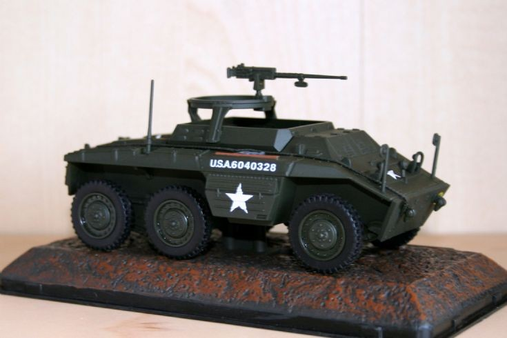 Atlas 1/43 Ford M20 Greyhound