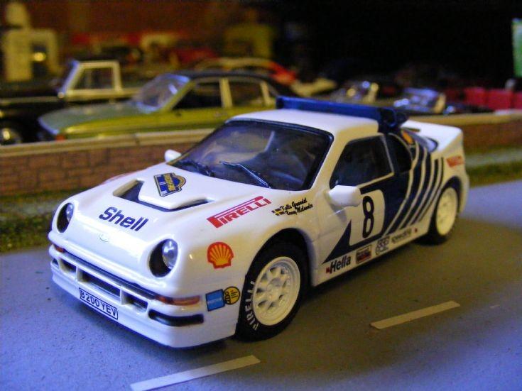 Altaya/IXO - Ford