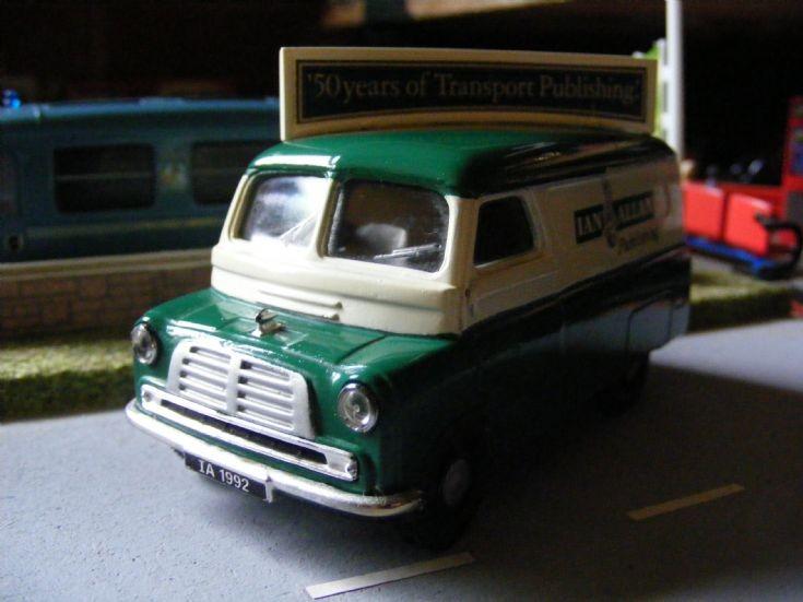 Corgi Classics - Bedford