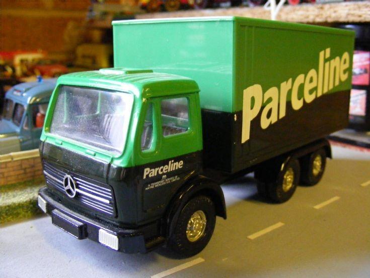 Corgi Toys - Mercedes Benz