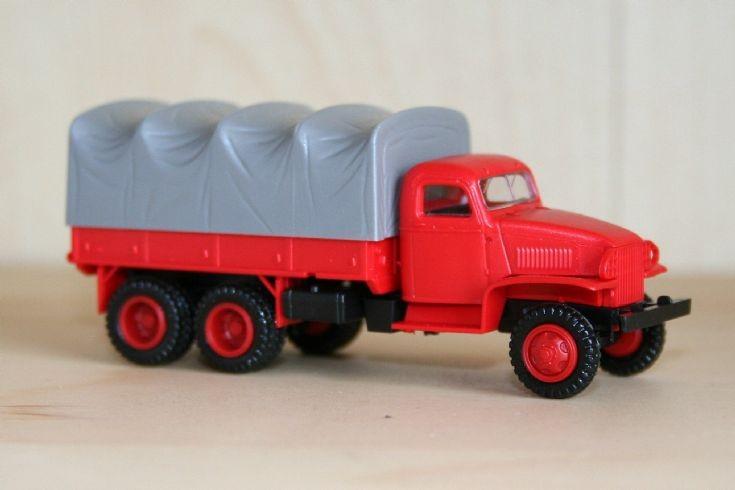 Roco 1/87 GMC CCKW353