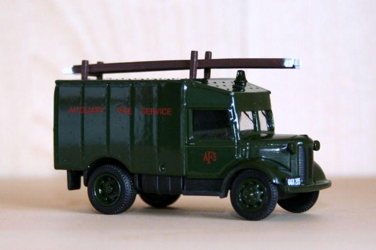 Oxford 1/76 Austin K2 AFS