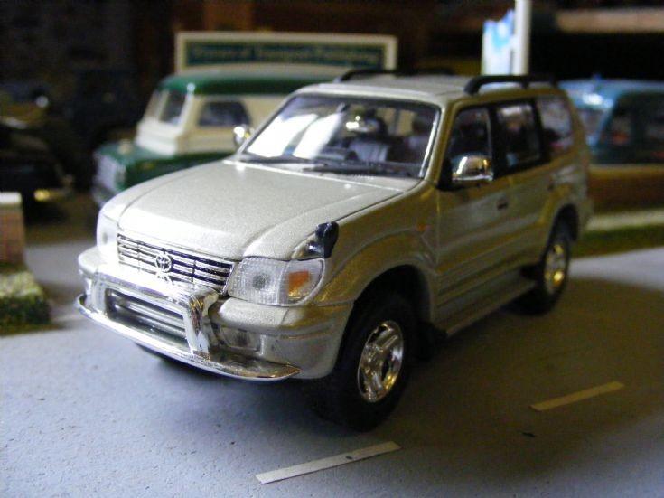 Del Prado - Toyota