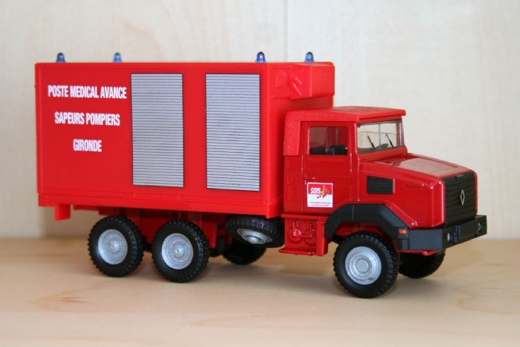 Solido 1/43 Renault GBC 180