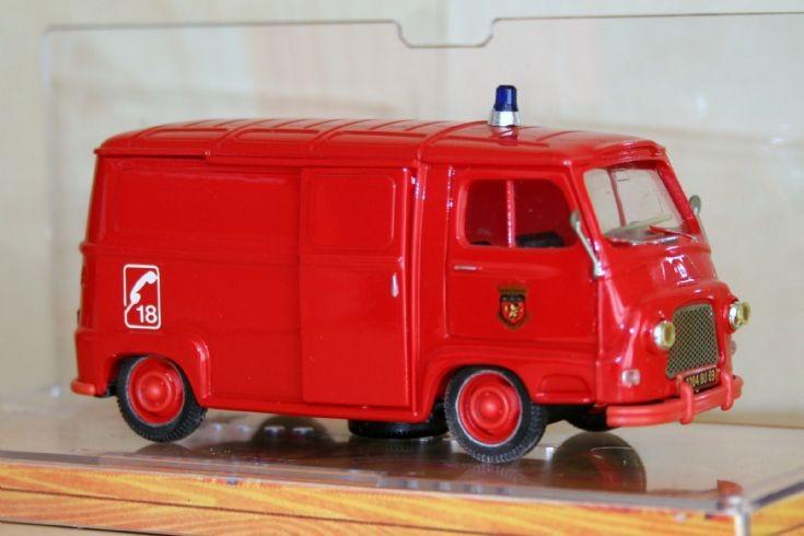 Norev 1/43 Renault Estafette
