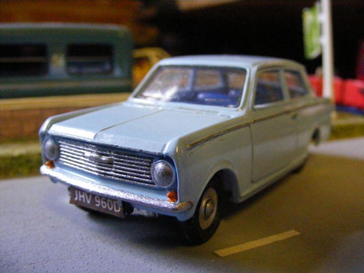 Dinky Toys - Vauxhall
