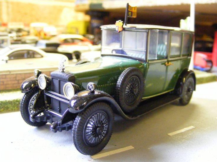 Oxford Diecast - Daimler