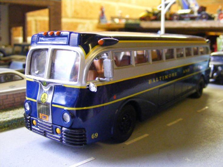 Corgi Classics - Yellow Coach