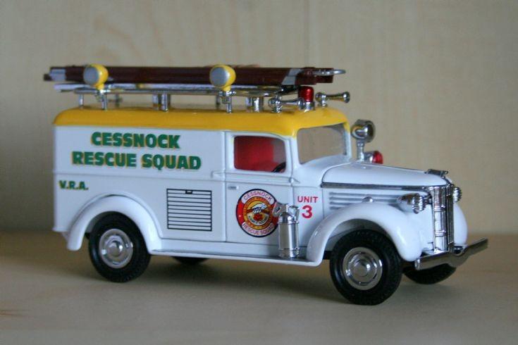 Matchbox MOY 1/48 GMC Rescue