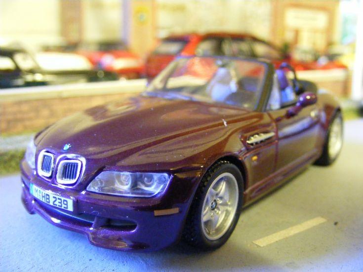 Maxi Car - BMW