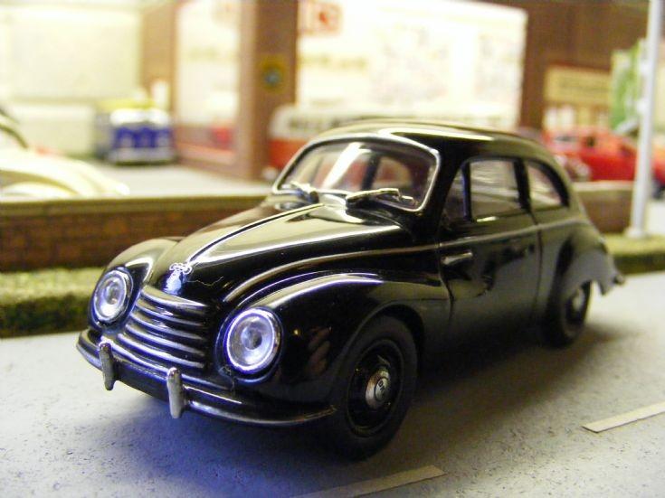 Schuco - Auto Union-DKW