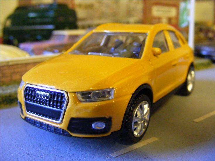 Rastar - Audi