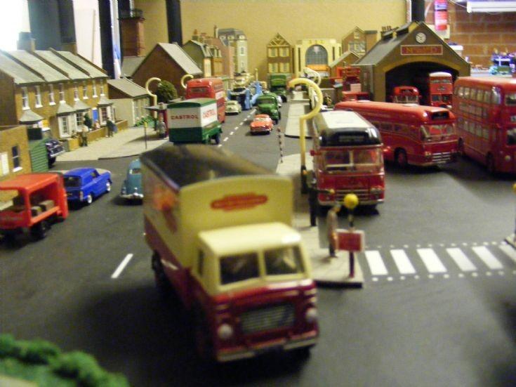 Museum - Townscape Diorama