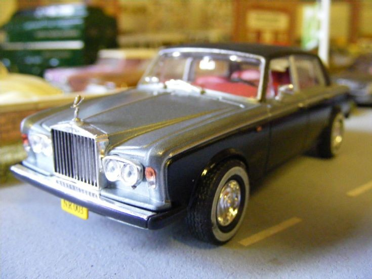 Universal Hobbies - Rolls Royce