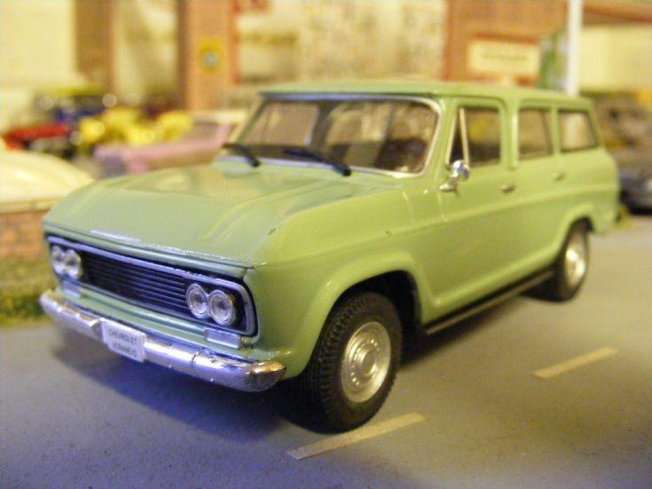 Altaya/IXO - Chevrolet