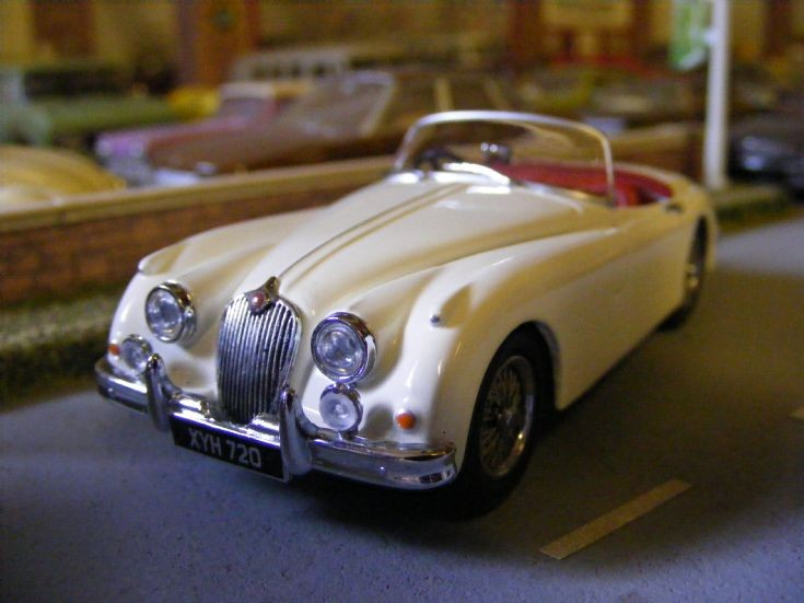 Oxford Diecast - Jaguar