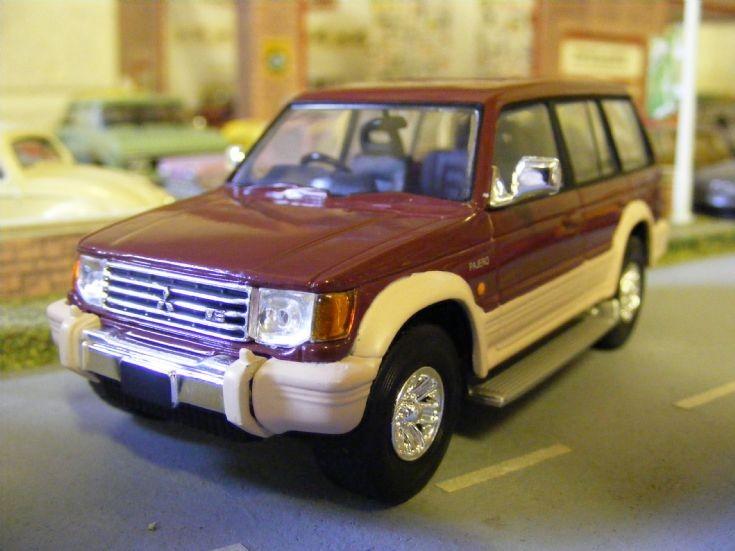 Del Prado - Mitsubishi