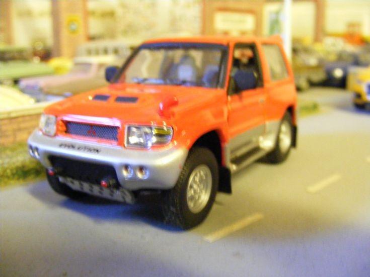Cararama - Mitsubishi
