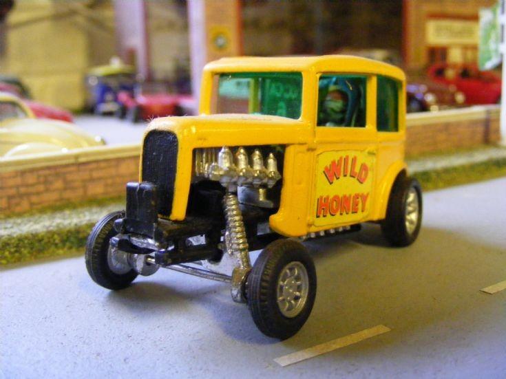 Corgi Whizzwheels - Austin
