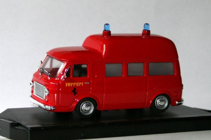 Progetto-K 1/43 Fiat 238 ambulance