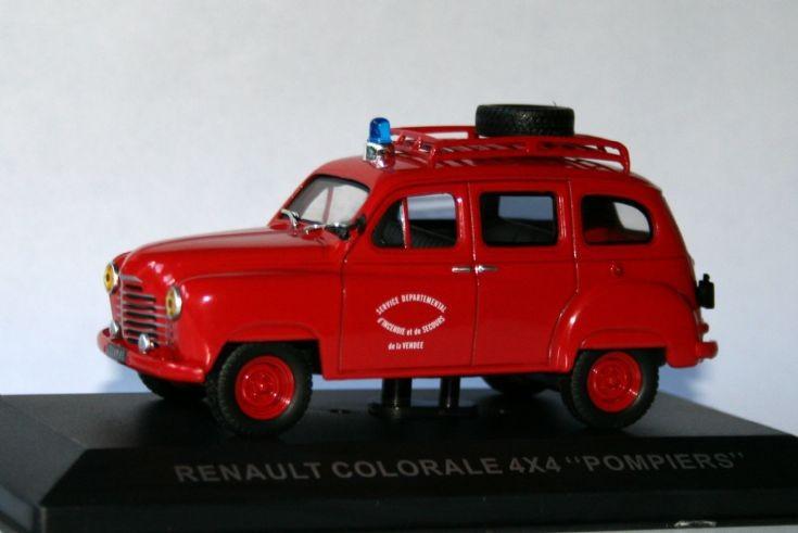 Altaya 1/43 Renault Colorale