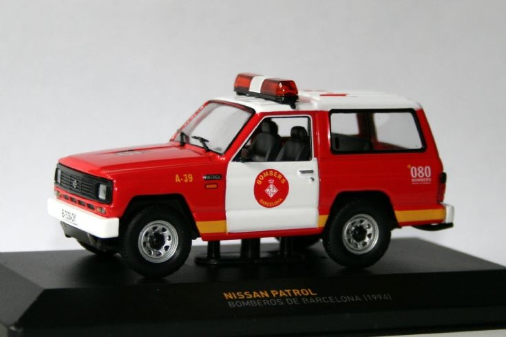 Altaya 1/43 Nissan Patrol