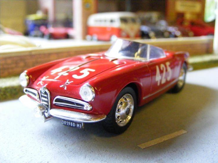Altaya/IXO - Alfa Romeo