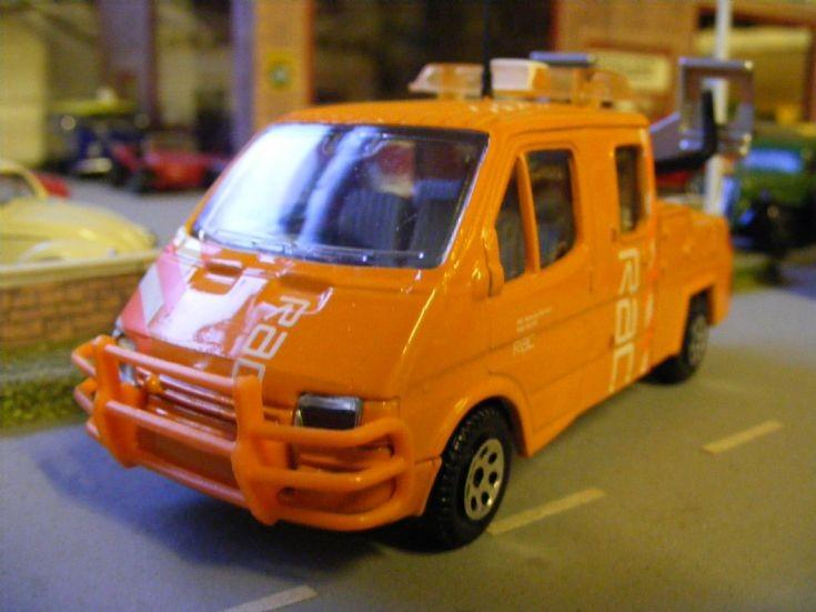 Corgi Toys - Ford